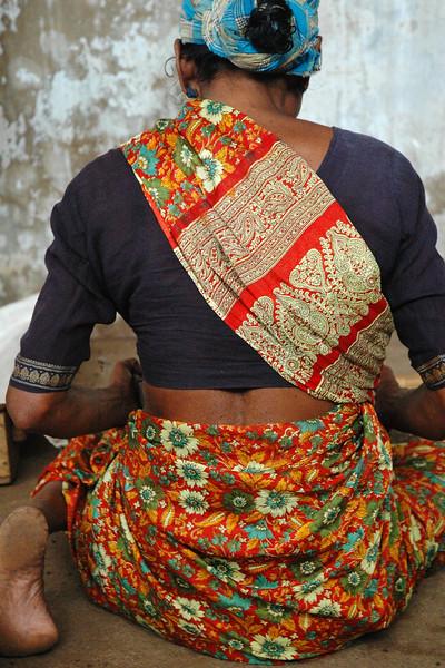 Spice Woman<br /> Jew Town<br /> Fort Kochi, Kerala