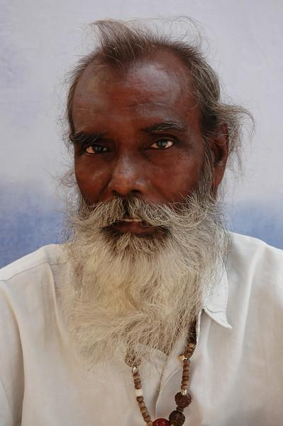 Holy Man<br /> Varanasi, Uttar Pradesh