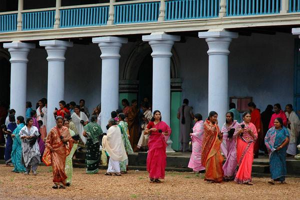 Church Let Out<br /> Champakula, Kerala