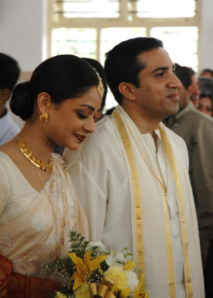Keralan Wedding<br /> Kottayam, Kerala