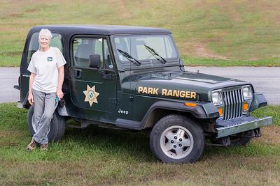 Susan Harrawood, Daviess-Martin County, Indiana Park Ranger