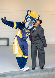 """Boomer"" and PNC Tower Employee, Indianapolis, Indiana, September 16"