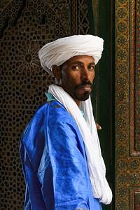 Berber Man in Telouet