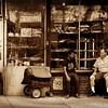 Lunch Break - New York City Street Scene
