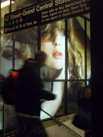 New York At Night - Subway Two