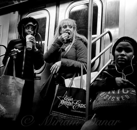 Eat and Run - Subways of New York