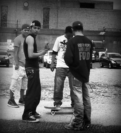 Jersey Boys - New Jersey Street Scene