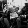 Dreaming Big Dreams - Subways of New York - Street Photography