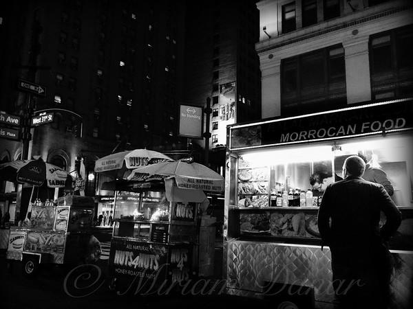 Street Vendor - Morrocan Food