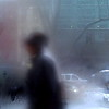 Snowy Day - New York City Street Scene