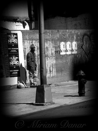 The Old Man - People of New York City