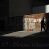 Out of the Shadows - New York City Street Scene