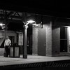 Separate Lives - at the Train Station in New Jersey - The World Nearby New York City