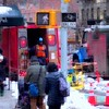 Life Goes On, After the Snow - Winter in New York City