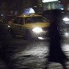 Winter in New York City - Snowy Night