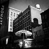 Framed. Downtown New York.