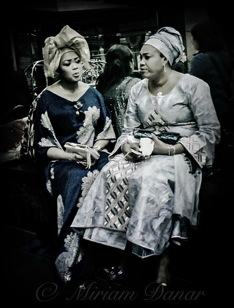 Two Ladies of Africa