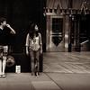 Bystanders 42nd Street - Sidewalks of New York