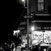 New York at Night - Corner Market - Yorkville Upper East Side