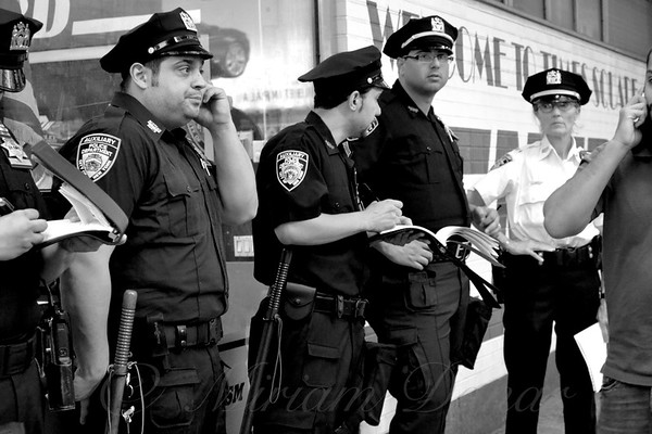 New York City Police - Times Square - New York