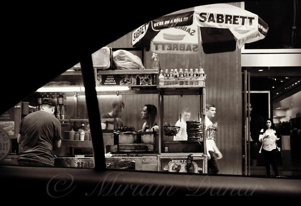 Taxi Sabrett