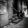 Private Property - Homeless in New York
