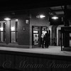 Conversation - at the Train Station in New Jersey - The World Nearby New York City