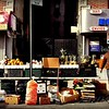 New York Street Scene - Fruit Vendor - The Heights