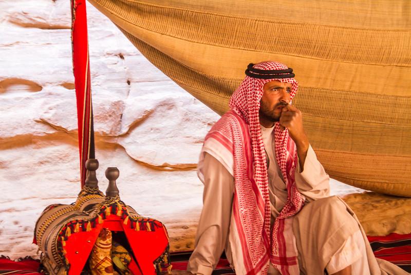 Jordanian man