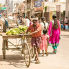 Banana Cart Man, Tanjore, India