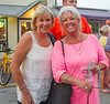 With Paula Deen in Key West, Florida.