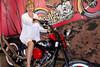 Daytona Beach Biker Babe