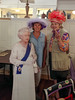 Tea with the Queen and Judy Wells in /ridgeway, SC.