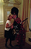 Kissing the Bagpiper
