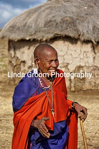Maasai Matriarch