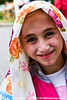 Young muslim girl, Turkey