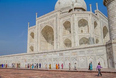 Taj Perspective