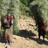 Непал. Семикот. Северо-западный Непал. Занимаются здесь земледелием, и живут очень бедно. Фотография - Светланы Паша.