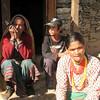 Непал. Семикот. В этом районе живут народности, некогда пришедшие из Тибета. Это Бхотия, Шерпы, Тхакали. Фотография - Светланы Паша