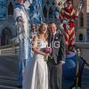 Newlyweds in Vegas