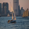 DSC_4944 sunset sailing in NY harbor