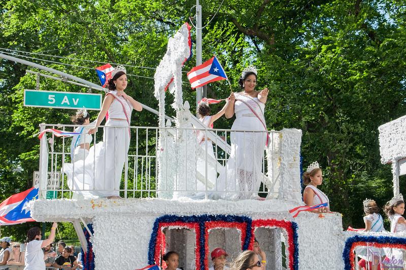 DSC_8444 Puerto Rican Day Parade