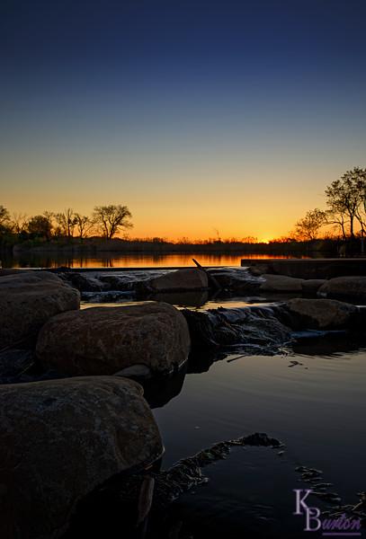 DSC_6271 dawn at Wolfe's pond