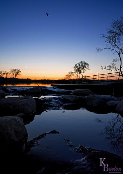 DSC_6225 dawn at Wolfe's pond