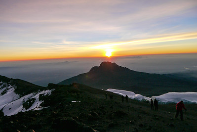 Kilimanjaro - Summit Day 7