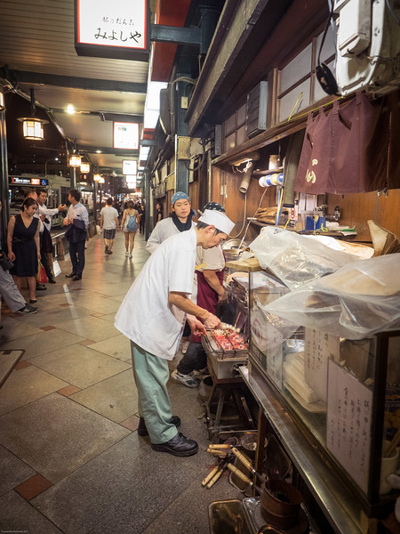 Streetfood - yakitori