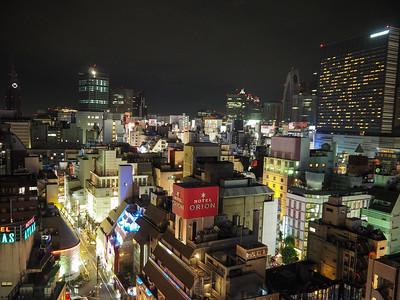 Tokyo July 2015