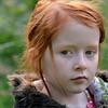 Het meisje met de rode haren...gespot op de Macro-shooting day in Natuurpunt De Doort (Nederlands Limburg)