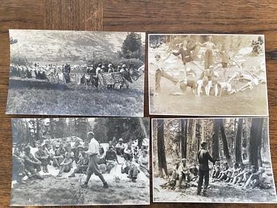 """1931 Sierra Club """"High Trip"""" Photos from Fern Dawson Shochat"""