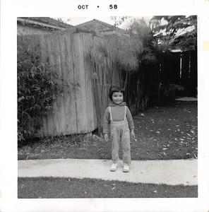1958-10 smiling michaela